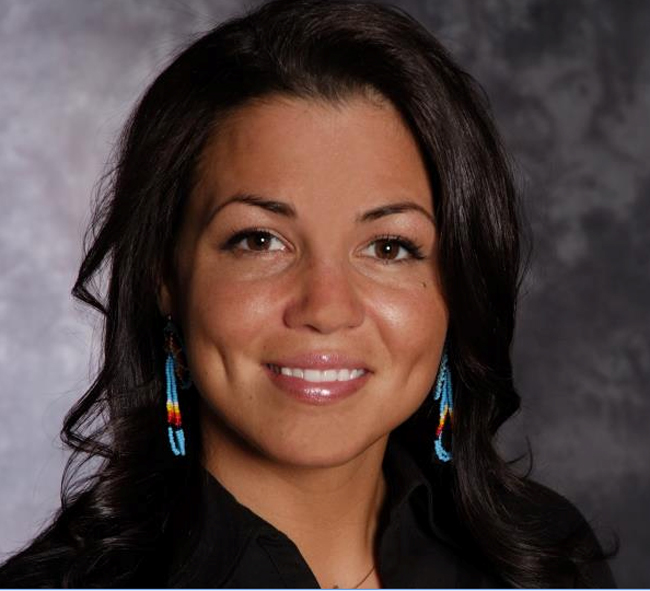Georjann Morriseau is the new Chief of Fort William First Nation.