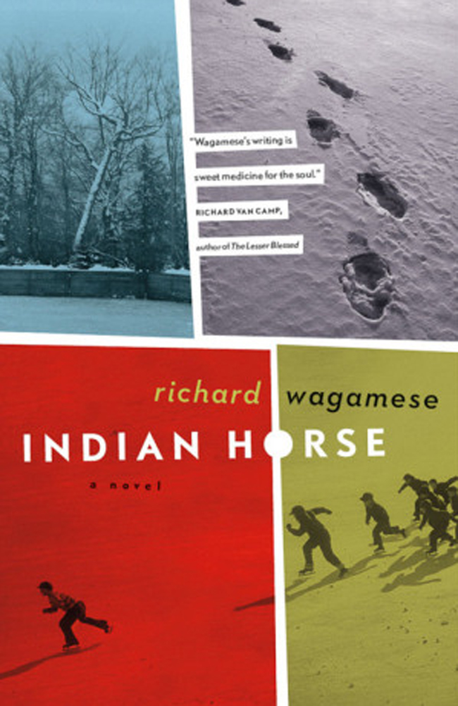 Indian Horse cover