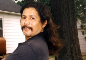"Unarmed protester Anthony ""Dudley"" George was killed by an OPP sniper on September 6, 1995."
