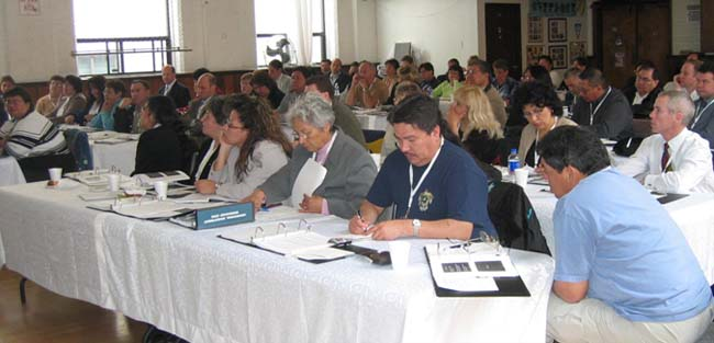 Delegates from last year's Aboriginal Trust and Investment Workshop.