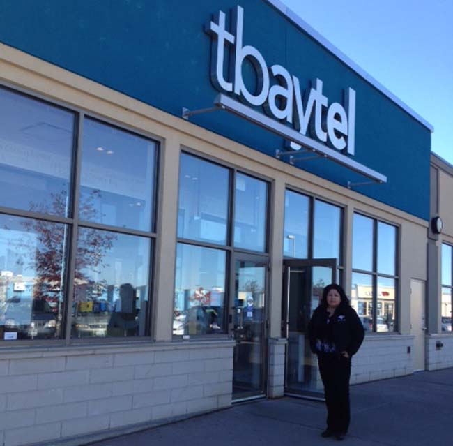 Whitesand First Nation citizen Judy Currie is still waiting for Tbaytel to honour the PST exemption on her telecommunications bill.