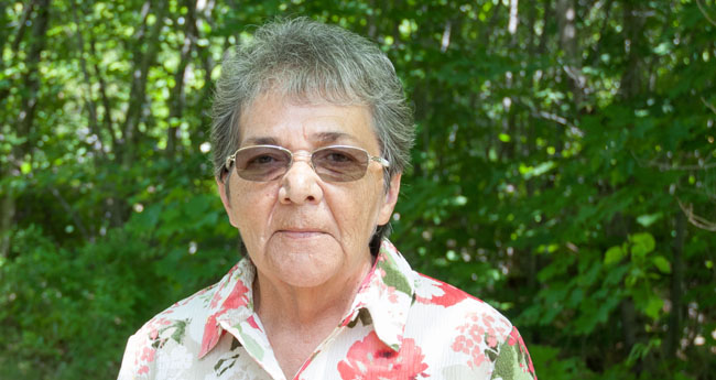 Nipissing First Nation Chief Marianna Couchie.