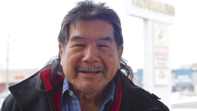 Long Lake #58 Chief Allen Towegishig called for an Indigenous name for the upcoming national inquiry to address the high number of missing and murdered Indigenous women and girls during the Jan. 5-6 pre-inquiry in Thunder Bay.