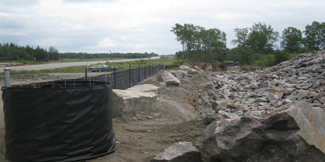 Carling quarry in Magnetawan First Nation.