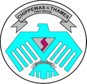 chippewas of the thames logo