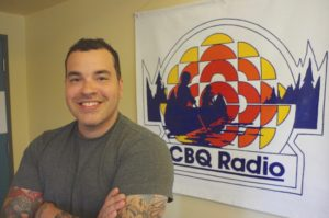 Fort William's Michael Dick, CBC Thunder Bay's executiver producer, is proud that CBC Thunder Bay spearheaded the CBC I Am Indigenous project on National Aboriginal Day. He plans to produce more good news stories about Indigenous people.