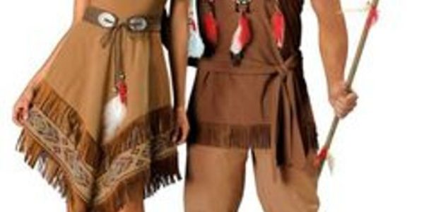 native-halloween-costume