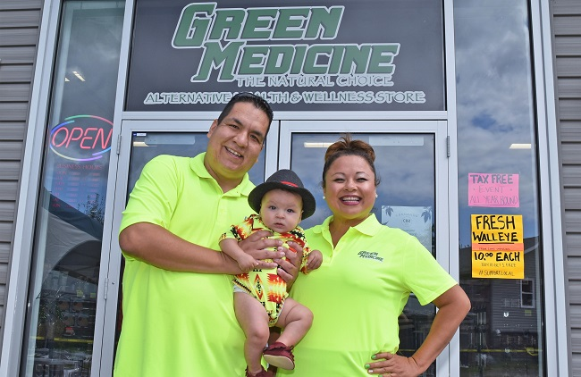 Anishinaabe-owned health and wellness store opens its doors in Nipissing First Nation