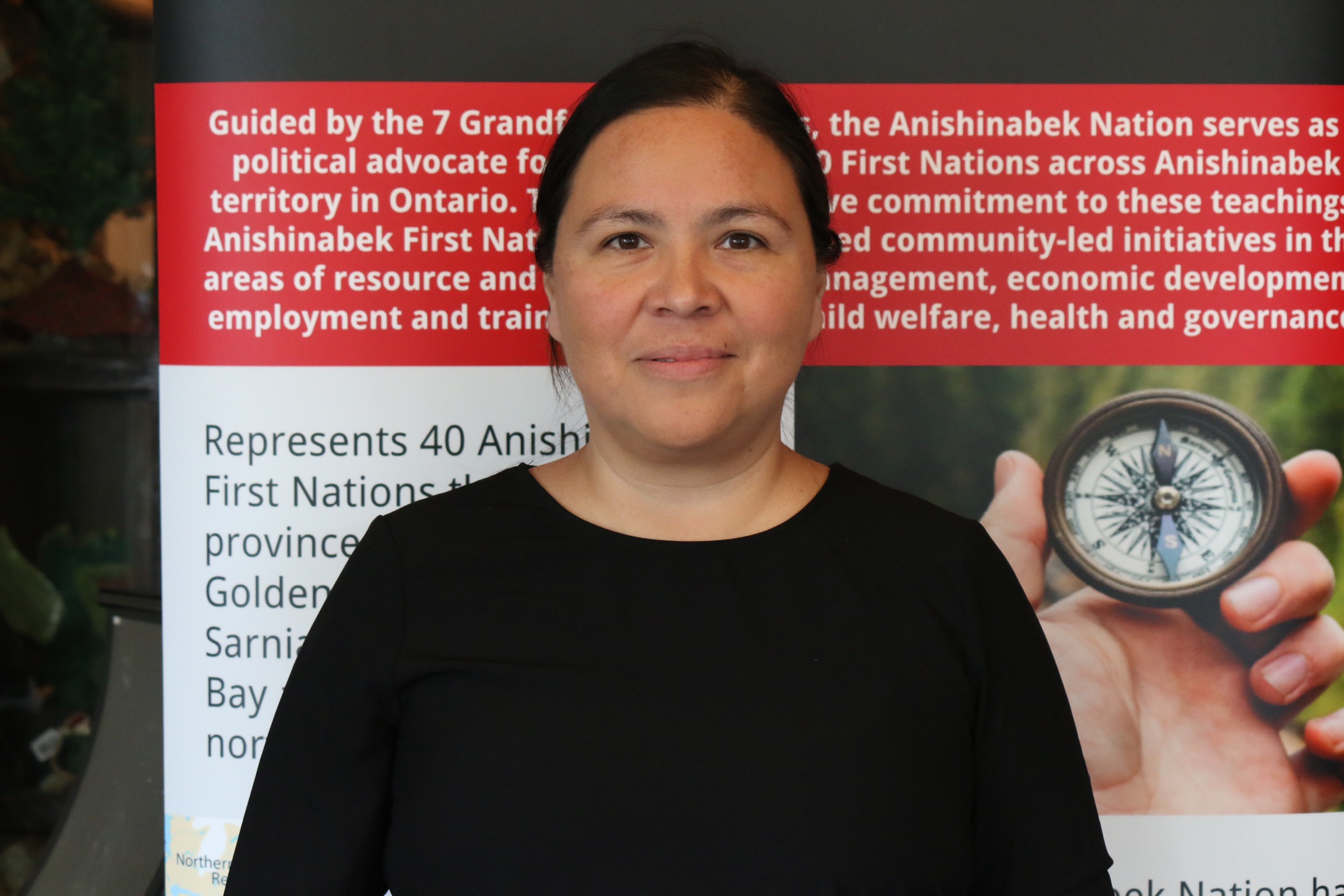 New Chief Executive Officer for the Anishinabek Nation secretariat