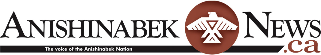 Click this logo of the Anishinabek News to go to the article.