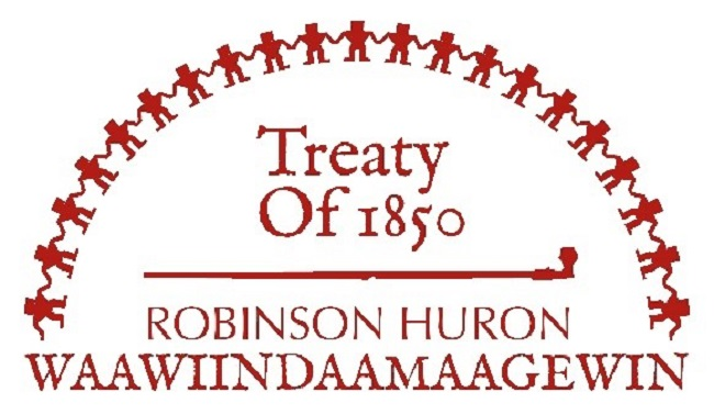 The Robinson-Huron Treaty Anishinabek respectfully petition and call upon the Crown